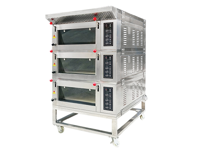 Electric Deck Oven ED 3.06-H