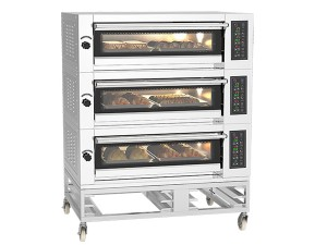Eastern Hotel Supply/China Electric Deck Oven DE 3.06