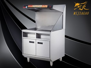 Low price for Stainless Catering Equipment - Stand Chips Warmer VF-10A – Mijiagao