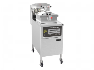 China Pressure Fryer/China Lpg Gas Open Fryer/Electric high-pressure fryer 24 litres (13.5 kW) PFE-600C