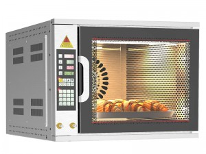 China Deck Oven/Full-automatic 5 Trays Electric Convection 5 Deck Oven CO 1.05-C