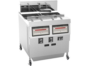 New Delivery for Cupcake Decorating Machine - Gas Open Fryer FG2.4.50-C – Mijiagao