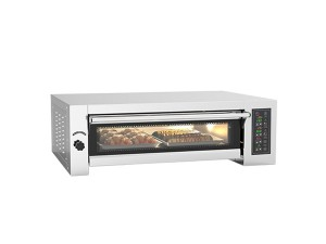 China Hot Air Bakery Oven/Chian electric Deck Oven DE 1.02