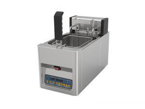 Open Fryer Factory/Gas Open Fryer Factory 2020 New Style Automatic Lifting electric Deep Fryer