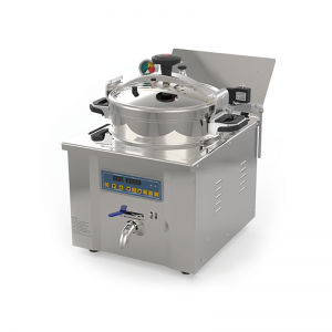 China Factory/Counter Top Electric Pressure Fryer 22L
