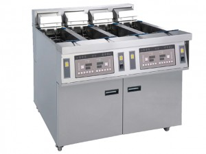 Electric Open Fryer FE 4.4.52-C