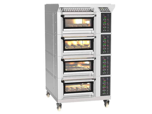 Electric Deck Oven ED 4.04
