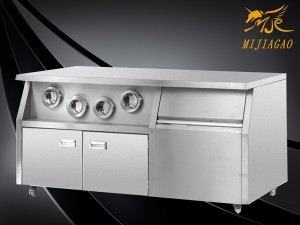 New Fashion Design for Electric Deep Fryer -