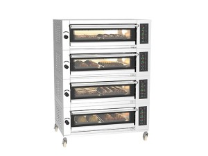 China Deck Oven/Eastern Hotel Supply/ Electric Deck Oven DE 4.08