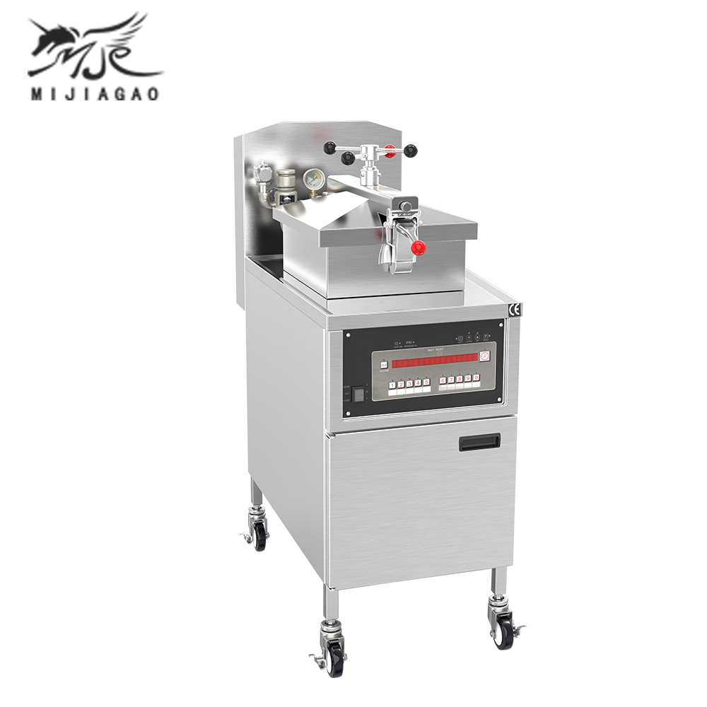 most cost-effective medium-capacity pressure fryer available